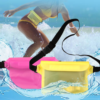 Water Pouch With Waist Strap