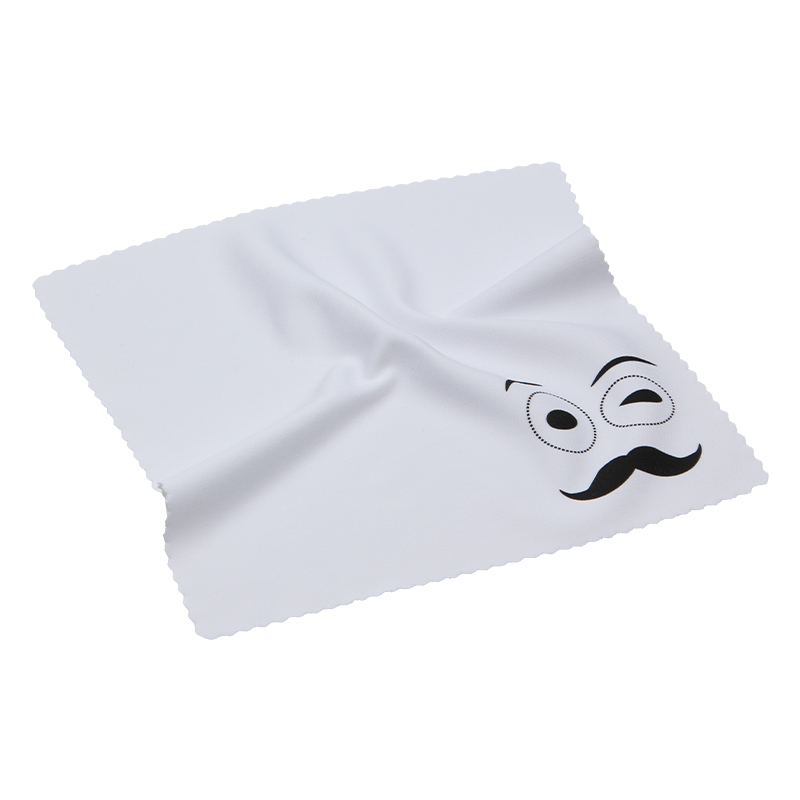 Anti-bacterial microfiber cleaning cloth