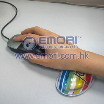 Gel Wrist Rest Cleaning Pad