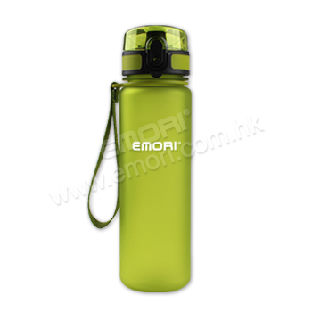 500ml Tritan Sport Water Bottle With Dust Cover